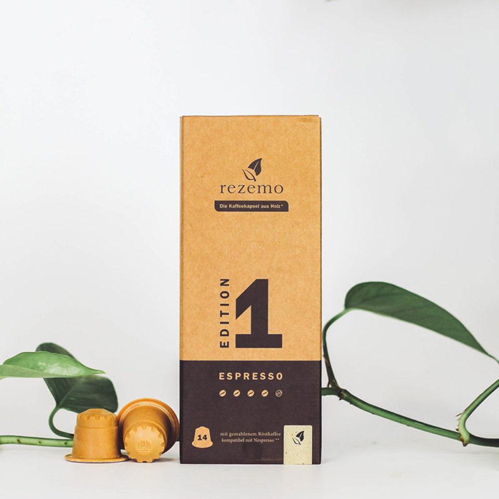 rezemo 14er-Verpackung Edition 1