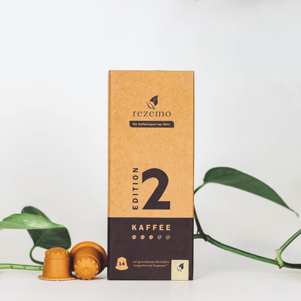 rezemo 14er-Verpackung Kaffee Edition 2