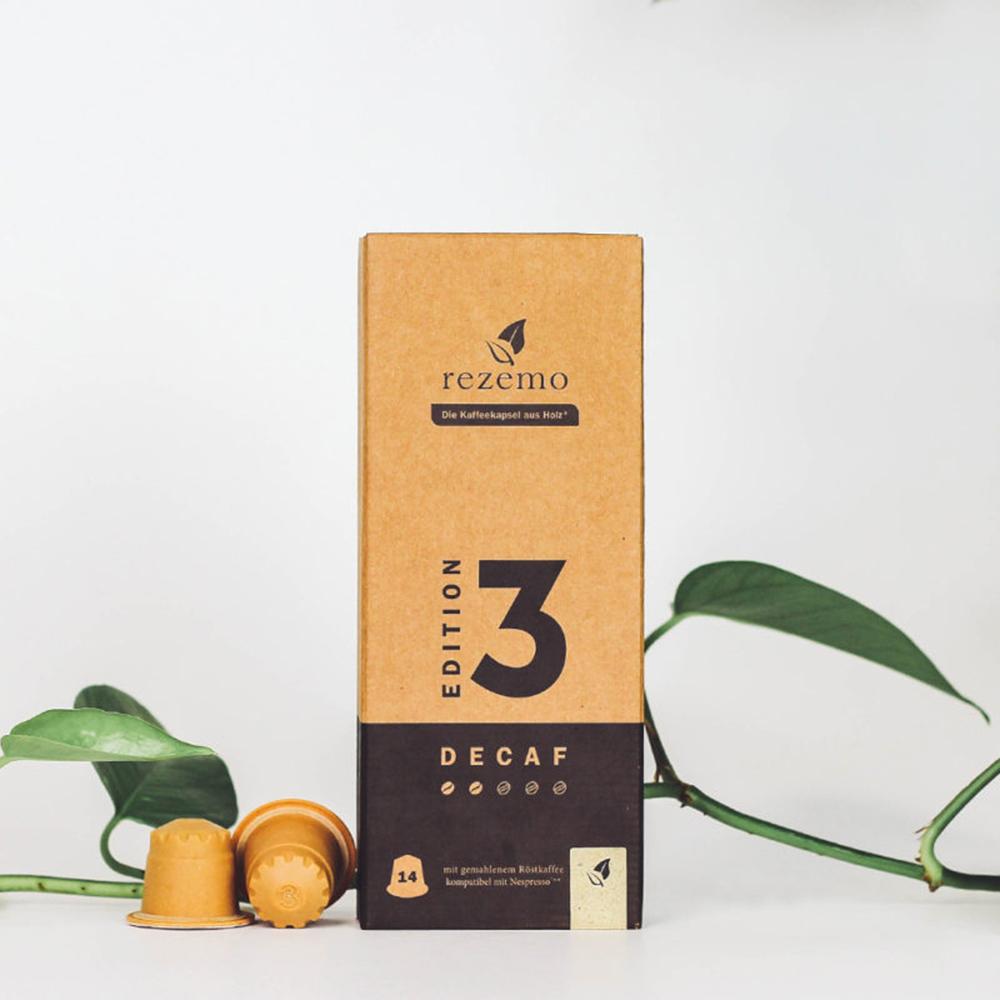 rezemo 14er-Verpackung Decaf Edition 3