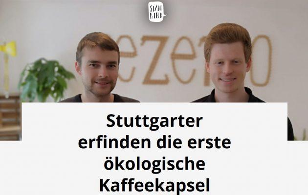 Artikel über rezemo im Stadtkind Stuttgart