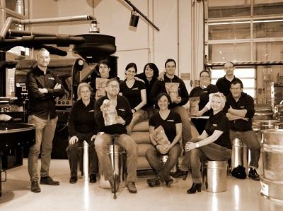 Cafesito Team Rösterei für rezemo Kaffeekapsel