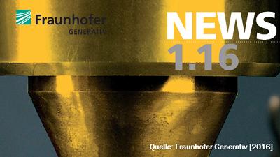 rezemo im Fraunhofer Generativ