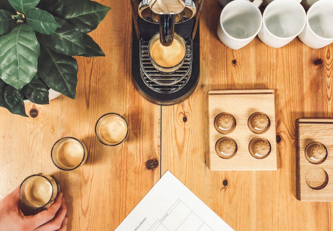 rezemo coffee tasting