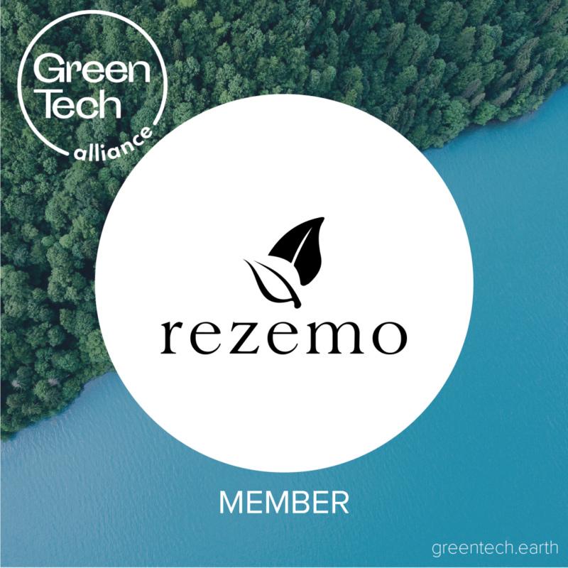 Mitglied rezemo bei der Greentech Alliance