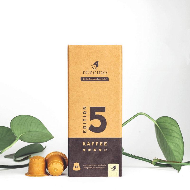 rezemo Edition 5: 14 sustainable coffee capsules
