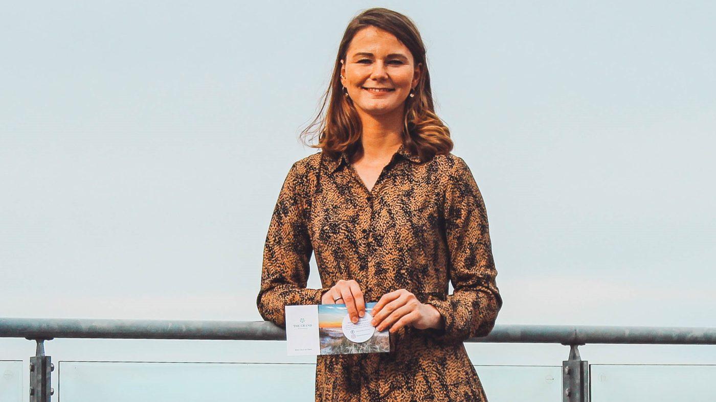 Geschäftsführerin Susann Plath von Ahrenshoop travel