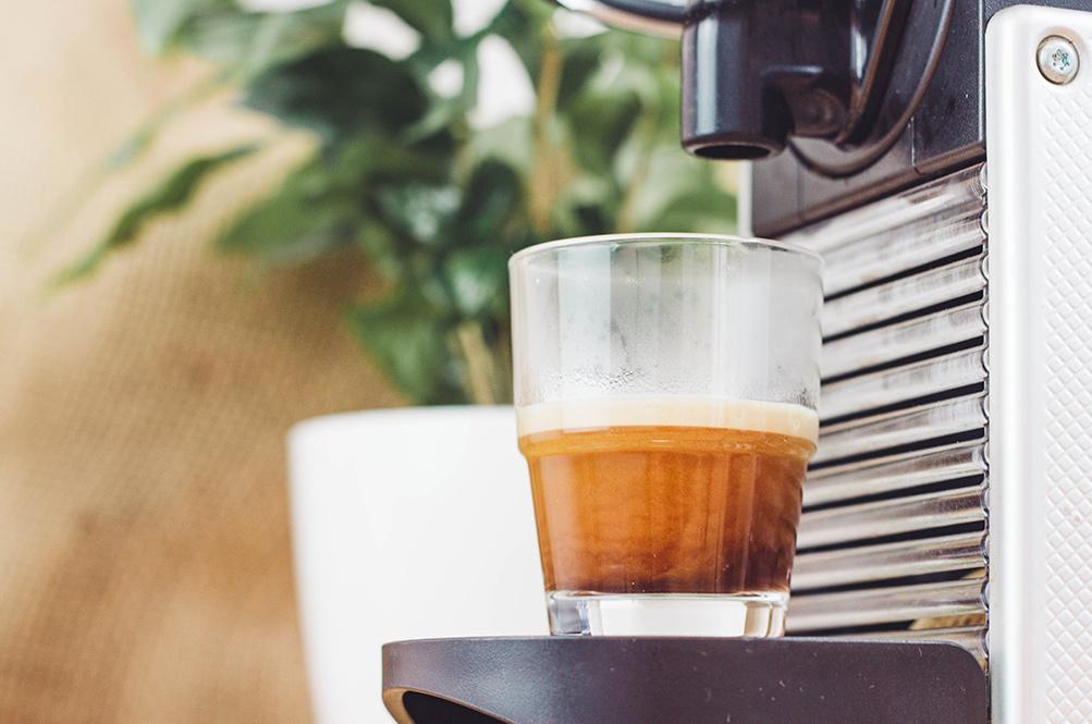 Kaffeequalität in der rezemo Kaffeekapsel