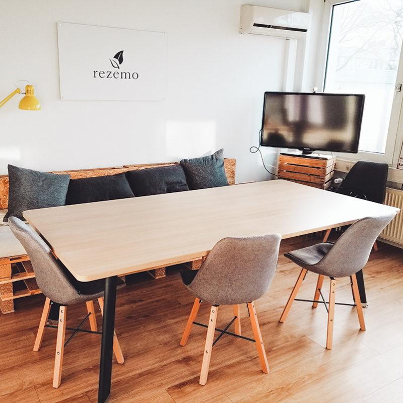 Der Meeting Raum von rezemo