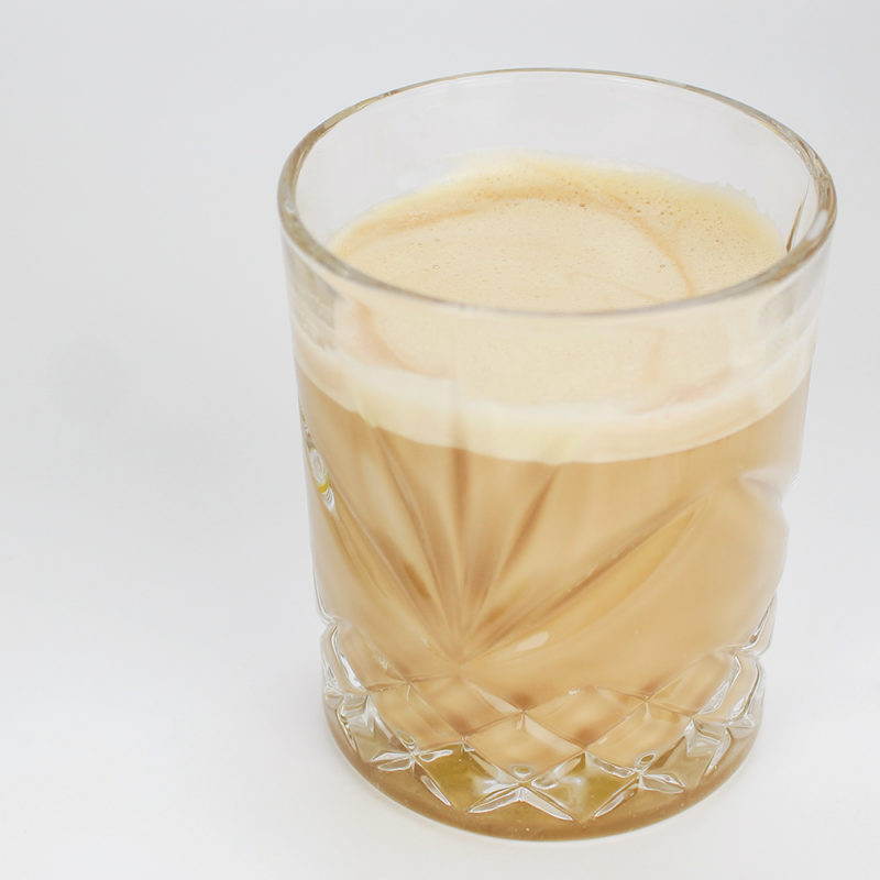 Egg Coffee Kaffee Rezept aus Vietnam