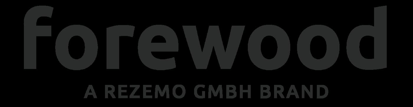 forewood eine rezemo Marke Logo